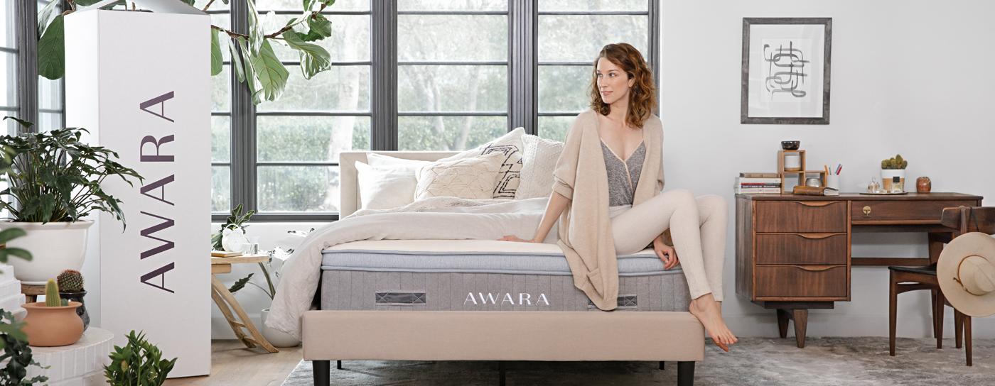 Awara Latex Mattress
