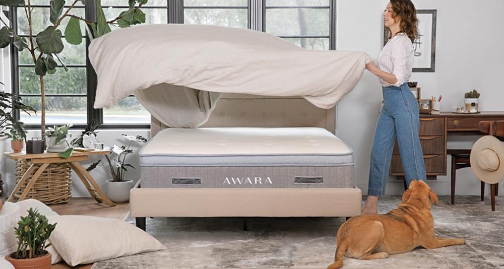 Awara Natural Mattress